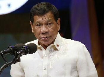 菲总统府发言人:杜特尔特同意中国在菲外海科学研究