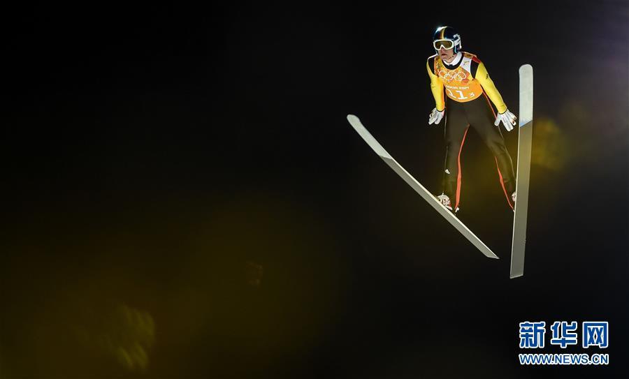 从死刑到勇敢者的游戏 跳台滑雪的飞翔之美