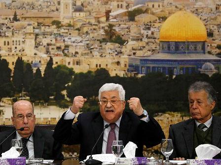 """巴勒斯坦总统谴责特朗普""""无耻""""美将暂扣援助巴难民机构资金"""