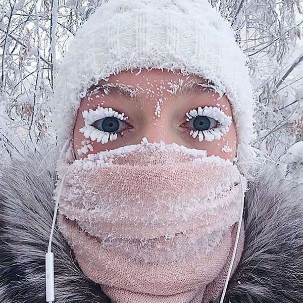 冷出新高度!世界最冷城市发布最高级别寒潮警报