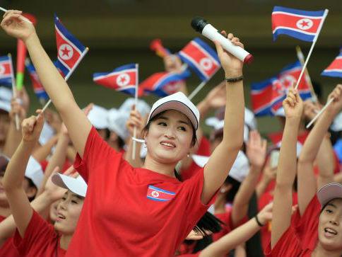 外媒:朝韩讨论参奥具体事宜朝代表团或经三八线入韩
