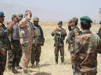 锻造高山猎鹰?外媒称美军训练阿富汗军队空袭能力