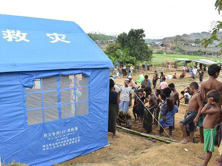 英媒:被遣返的罗兴亚人完成验证后可申请缅甸国籍