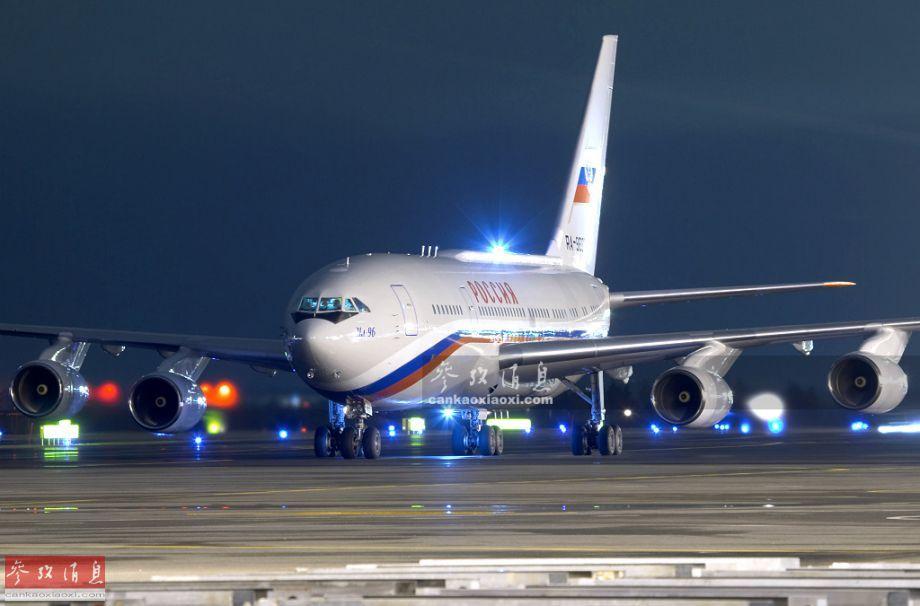 媲美五星酒店!普京专机造价5亿美元