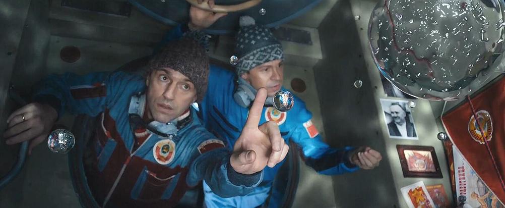 """这部战斗民族的太空探险片,简直是""""熊性传奇""""!"""
