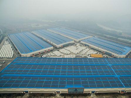 中国太阳能需求推高全球新能源投资 美媒:接近历史高位