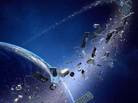 美媒关注中国计划用大型激光器清除太空垃圾