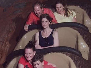 迪士尼乐园里的奇闻异事