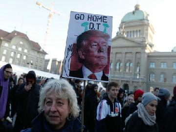 特朗普将在达沃斯发表闭幕演讲 恐与德法领导人激烈交锋