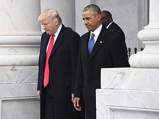 特朗普和奥巴马谁更健康?