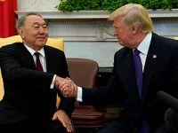 美国和哈萨克斯坦将强化反恐和经贸合作