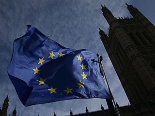 英国议会下院三读通过《退出欧盟法案》