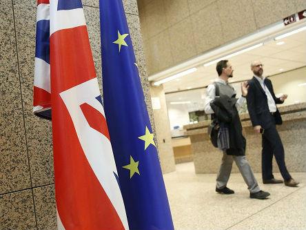 德媒:英下议院通过重要脱欧法案 终结欧盟法律优先地位