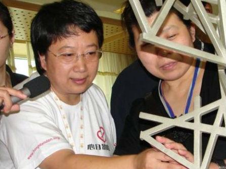英媒走进北京盲人电影院:讲电影给盲人听 呼唤无障碍社会