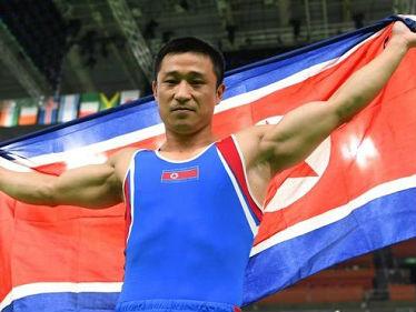 朝鲜运动员有多厉害?英媒:保持三项世界纪录