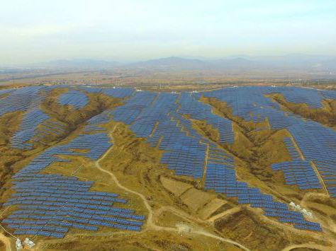 俄媒:在绿色能源领域 中国将全面领先美国