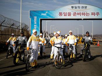 外媒称朝鲜先遣队取消访韩计划 韩欲撮合美朝对话