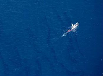 """港媒:中国考虑打捞""""桑吉""""轮残骸 尽可能控制污染"""