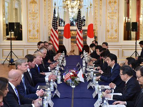 """日媒称日本因特朗普""""善变""""伤脑筋:对美国敢怒不敢言"""