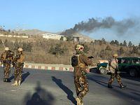 阿富汗首都酒店遇袭事件致11人死亡