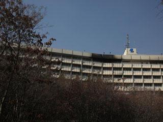 阿富汗部队平息喀布尔洲际酒店袭击事件
