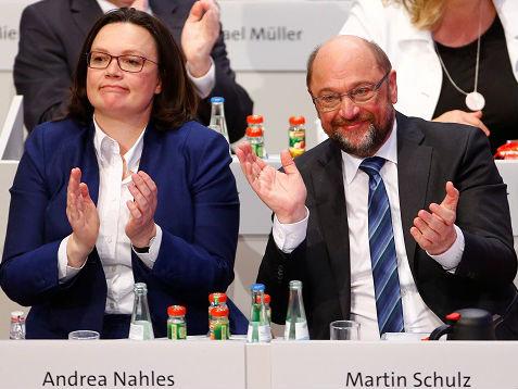德媒披露德国组阁进程:社民党同意展开谈判