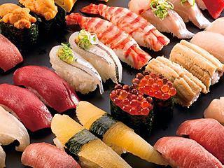 吃生鱼片可能导致绦虫感染
