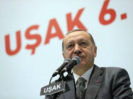 """土耳其总统称不会在叙""""后退一步""""外媒:俄支持其行动"""