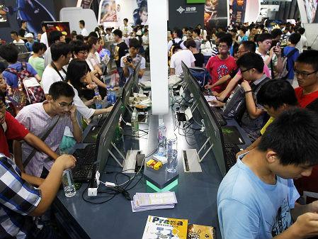 英媒看中国网络直播答题热潮:如何赚钱又不违规是个问题