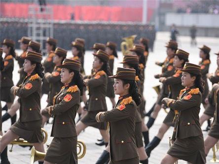 法媒:朝鲜或在冬奥会前举行建军节阅兵 展示自身军事实力