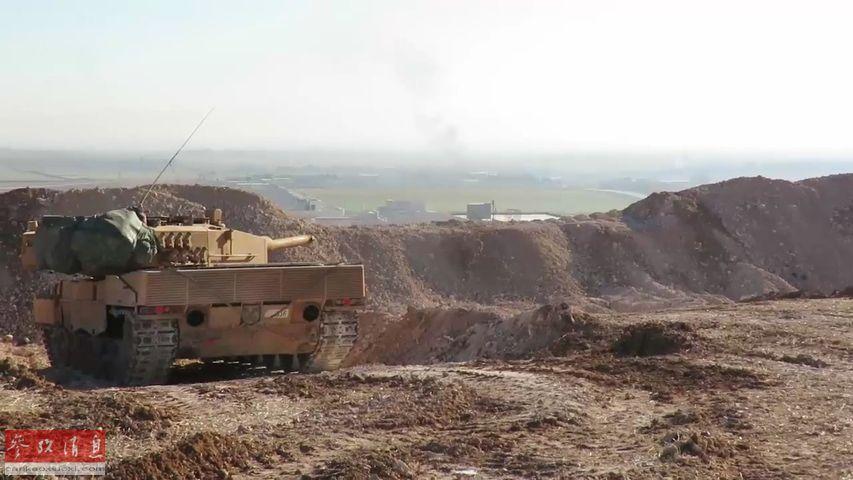 多国装备云集!库尔德武装火力大起底