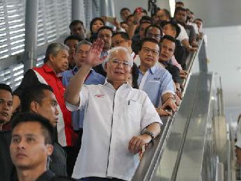 马来西亚总理驳斥引进中资是卖国言论:日本投资更多