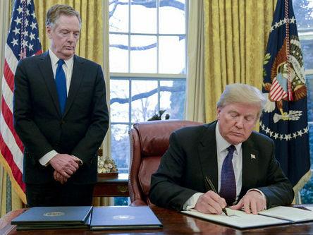 """美媒:特朗普力推""""美国优先"""" 美国盟友另寻出路"""