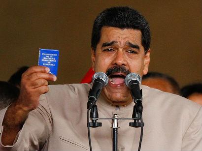 委执政党单方面宣布大选时间 马杜罗誓言再度竞选连任
