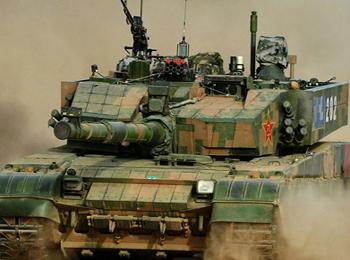 美媒:中国99式比拼美俄先进坦克 火力机动性占优