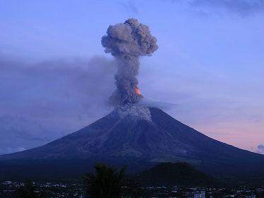 研究称环太平洋火山带处于活跃期 自然灾害频发