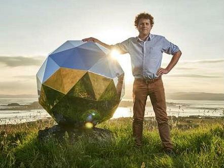 """新西兰向太空发射""""迪斯科球"""" 将成夜空最亮天体"""