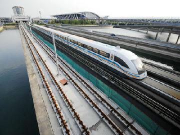 港媒:内地高速磁浮列车方案通过评审 京沪通勤可缩至2小时