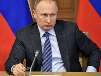 普京说俄不会减少国防武器采购订单