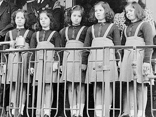 迪奥纳五胞胎是福还是祸?