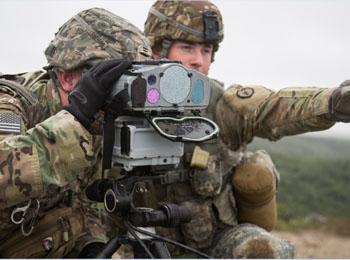 """指哪打哪!美军新观瞄设备令大炮变""""狙击步枪"""""""