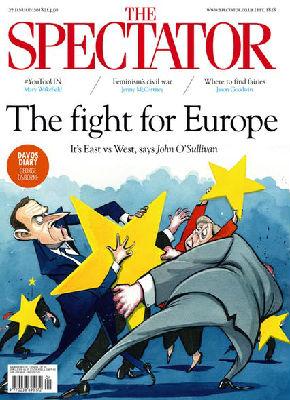 欧洲东西之争