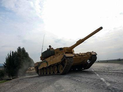 """外媒:土耳其敦促美军从叙据点撤离 称将""""碾碎任何威胁"""""""