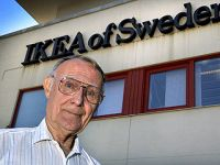 宜家创始人坎普拉德去世 享年91岁