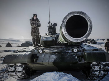 美媒:中国拥有世界最大装甲部队 3代坦克超3000辆