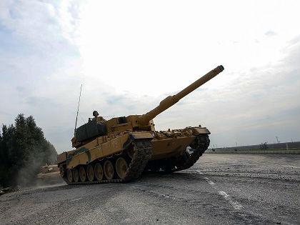 土耳其攻占叙利亚北部战略要地 3000年神庙遭土空袭摧毁