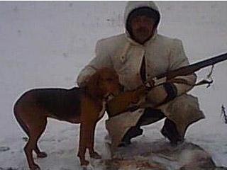 """猎狗""""开枪""""杀死了主人"""