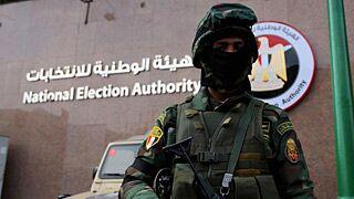 埃及总统选举参选人登记注册正式截止