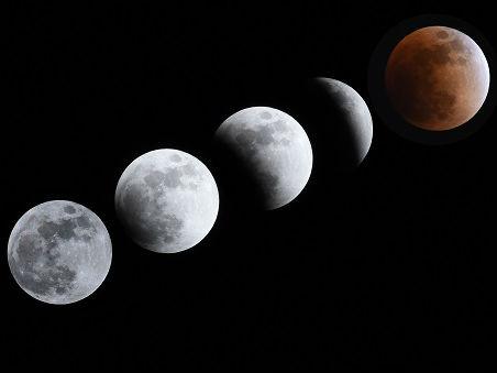 """""""美妙绝伦""""! 美媒:""""超级蓝血月""""引发全球观测热潮"""