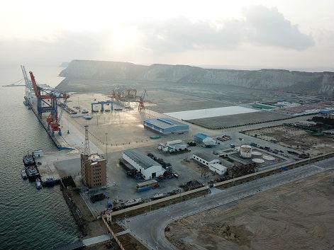 日媒称中巴经济走廊项目建设一片火热:彰显中国基建力量